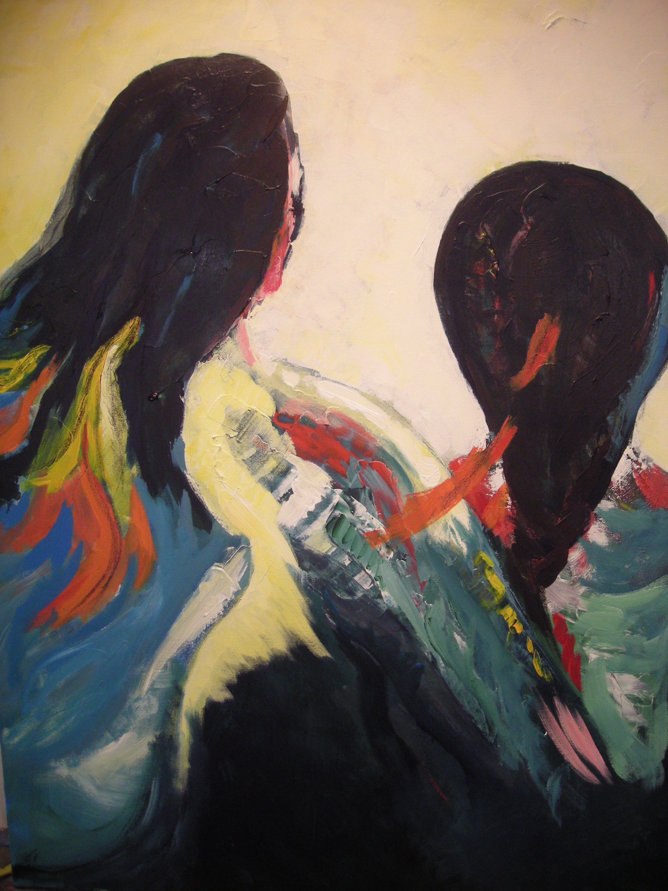 Cursussen voor volwassenen - Kleur schilderij slaapkamer volwassenen ...